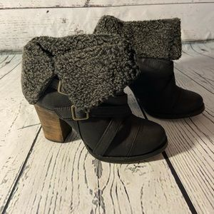 New Chinese Laundry Big Deal Booties (Black)
